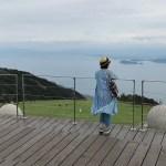 【びわ湖テラス】 恐怖のロープウェイ&楽しい天空散歩