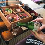 【栗棘庵】東福寺横のお寺で期間限定の京料理「高澤」でまったりランチ。