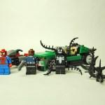 LEGO スパイダーマン スパイダーサイクル・チェイス