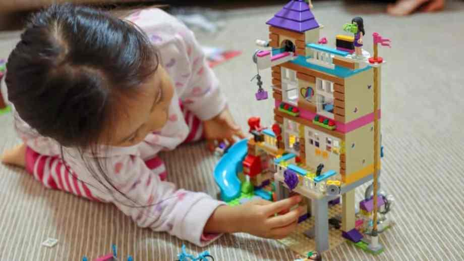レゴブロック レゴフレンズ さくせんハウス