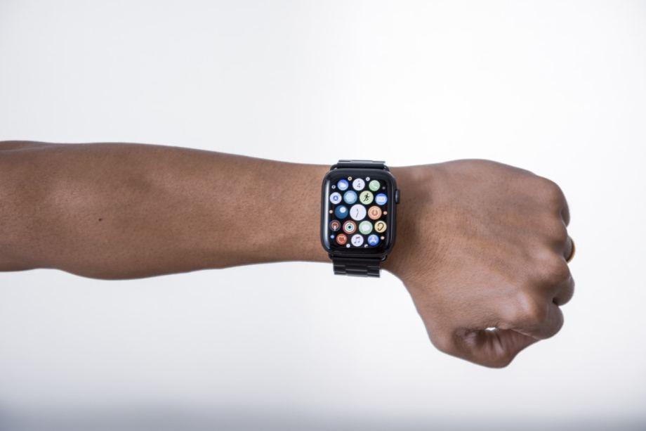 Apple Watch金属ベルト