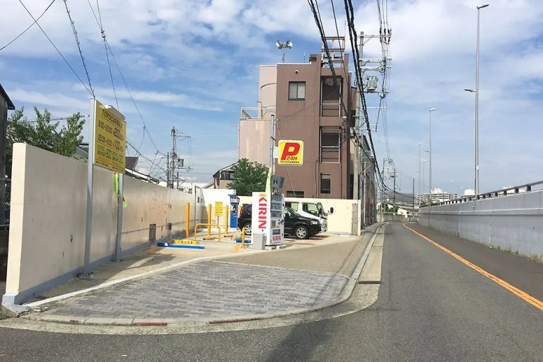 TOYOCARMAX 柴島 コインパーク 駐車場
