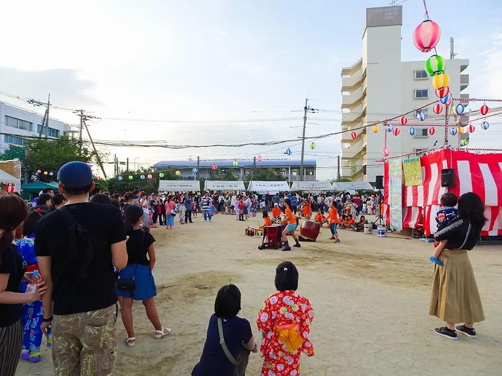夏祭り2017小松サマーカーナバル