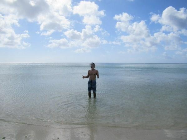 海に行って日焼けもした、脱毛前なのに・・・