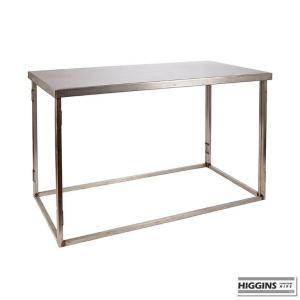 5 foot x 28 inch Counter Height Stainless Steel Table