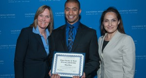 Higgs Fletcher & Mack Awards Fourth $4,500 Diversity Scholarship to California Western School of Law Student