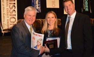Higgs' Laura Buckley Wins San Diego Metro Magazine's 40-under-40 Award