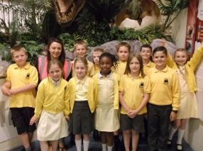 Yr4 visit to Maidstone Museum - June 2015[13]
