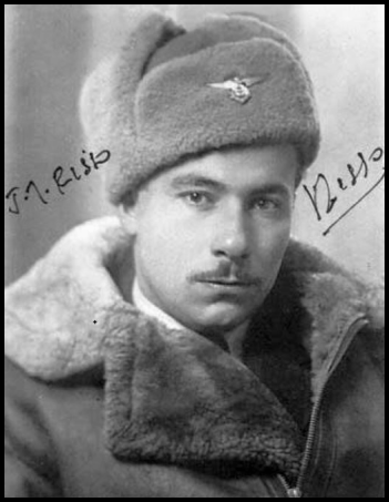 Le Marseillais Joseph Risso, l'un des quatorze pilotes pionniers du régiment Normandie-Niémen.