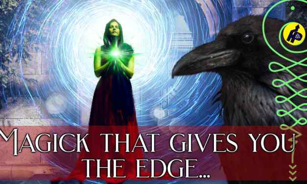Essential Magick that gives you the edge