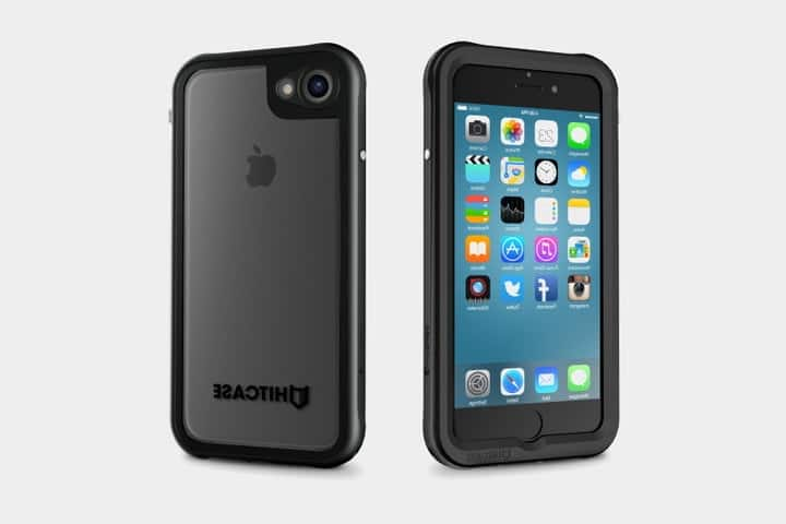 coque waterproof iphone 7 hitcase shield