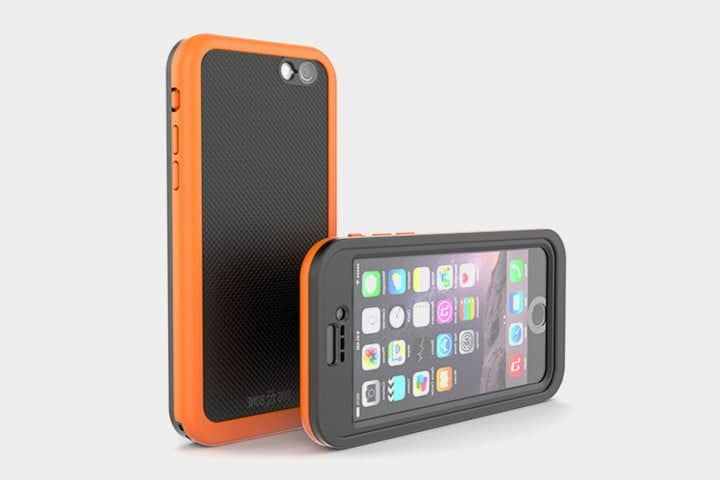 Coque Waterproof iphone 6 Dog & Bone