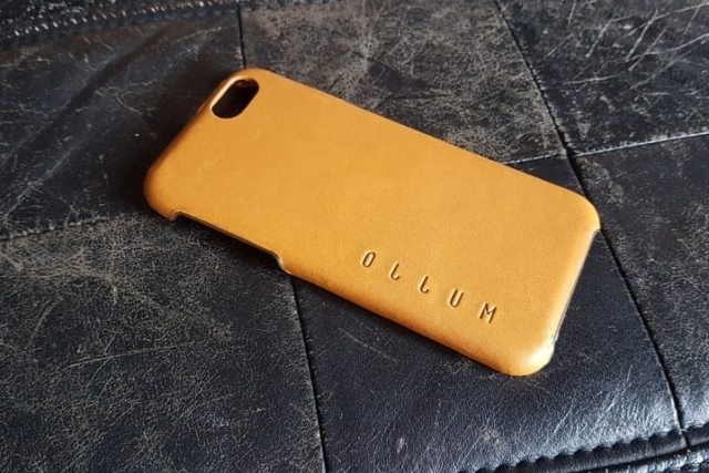 coque iphone 7 orange