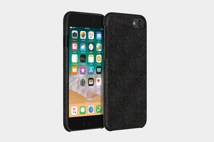 coque slim iphone 8 noir