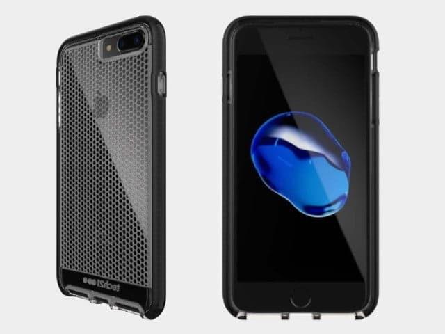 Housse iphone 8 plus transparent tech21