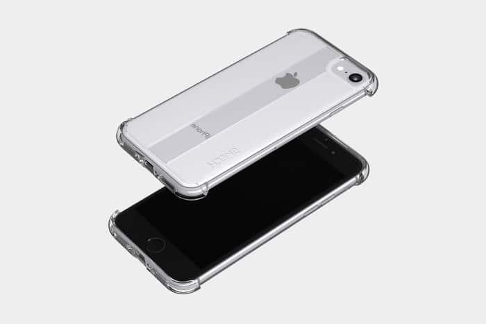 coque transparente iphone 8