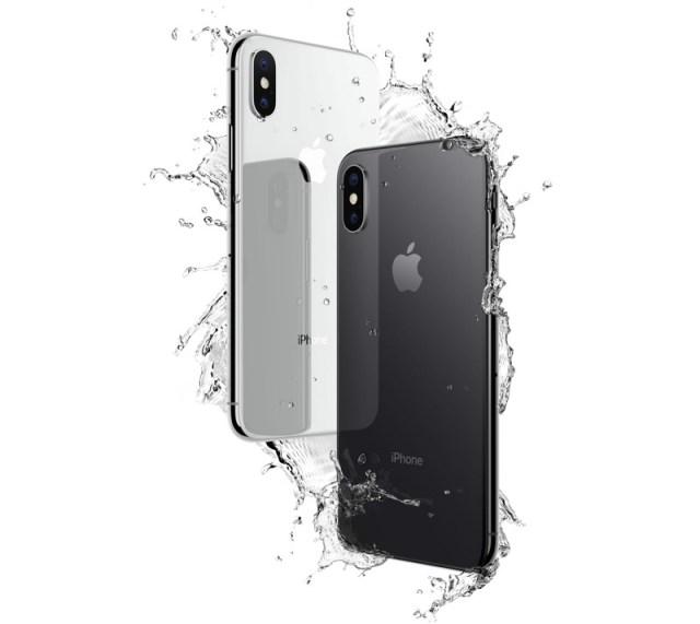 apple iphone x etanche