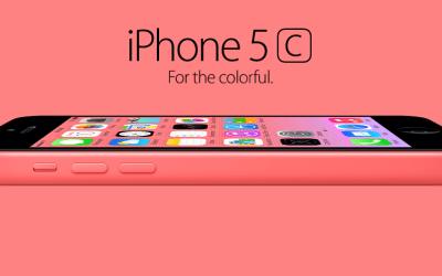 Présentation de l'iPhone 5c