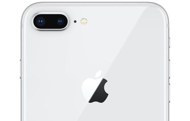 iphone 8 deux cameras