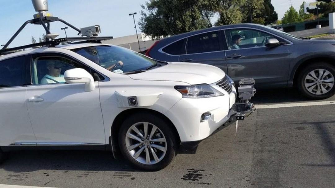 apple car la voiture autonome