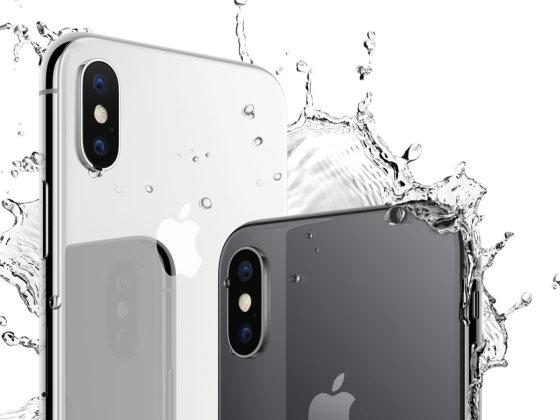 caméra de l'iphone x et xs max