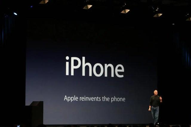 Apple Présentation Touche ID