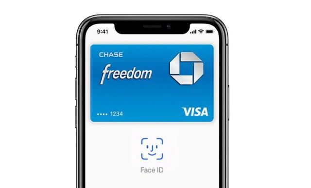 face id apple pay