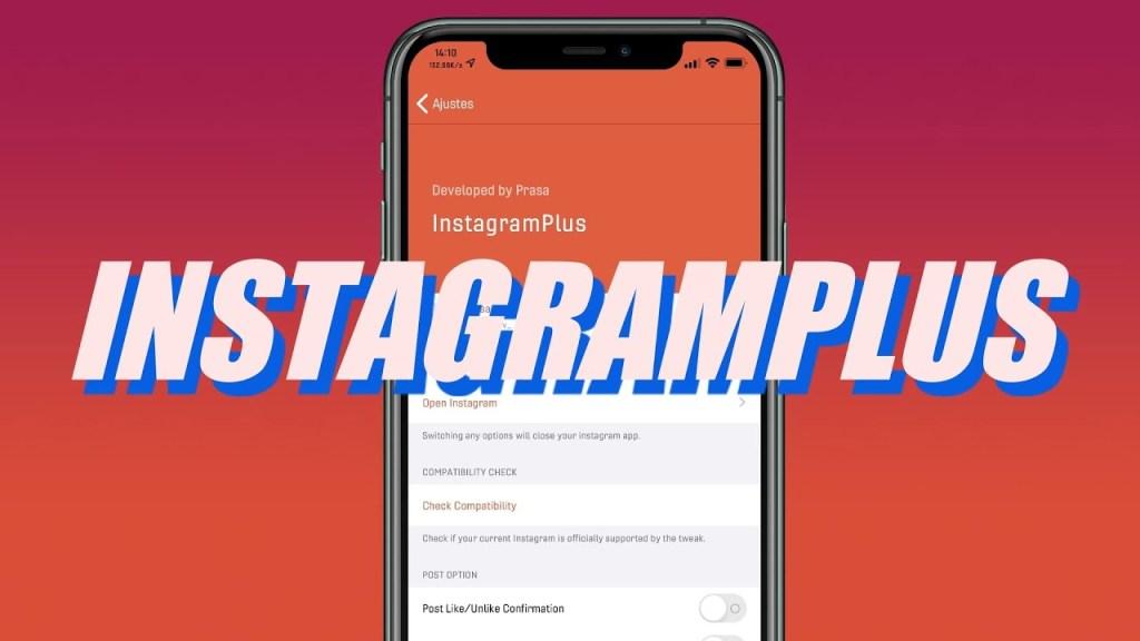 InstagramPlus Tweak