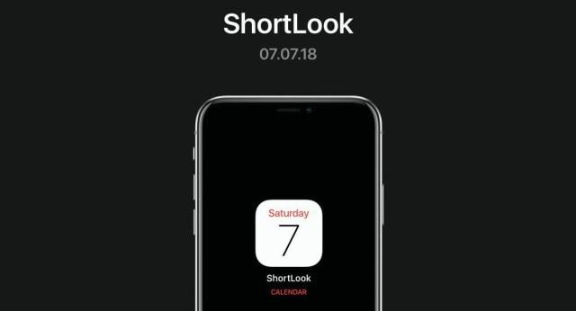 ShortLook Tweak