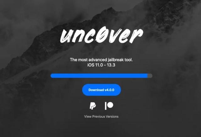 unc0ver Jailbreak (iOS 13.3)