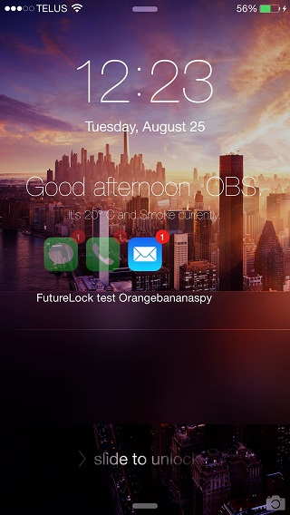 FutureLock tweak