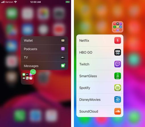 Manila tweak iOS 13