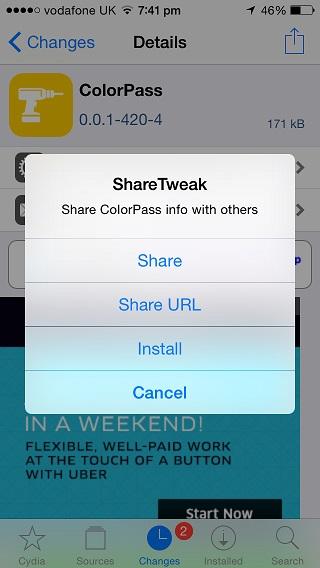 ShareTweak