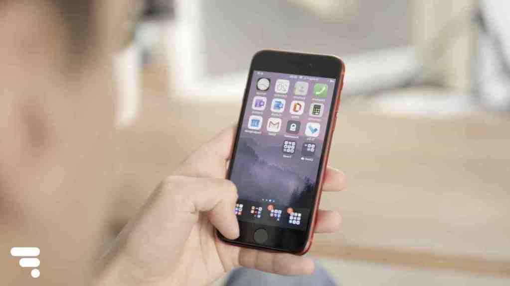 Année de sortie de l'Iphone 5
