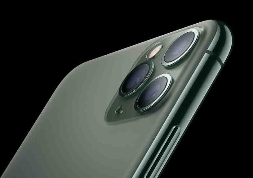 Capacité de zoom maximale de l'Iphone 11 pro