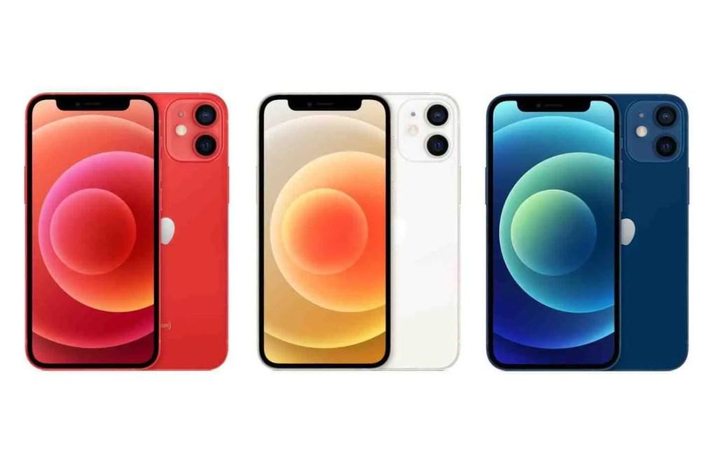 Ce que peut faire l'iphone 12 mini