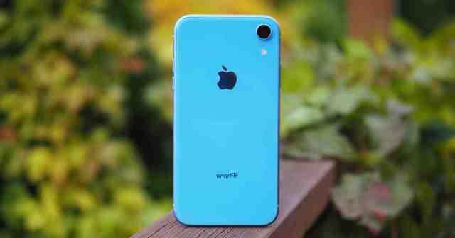 C'est quoi iPhone XR ?