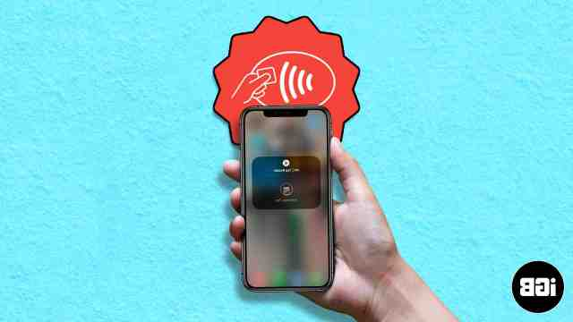 Comment activer NFC sur Apple ?