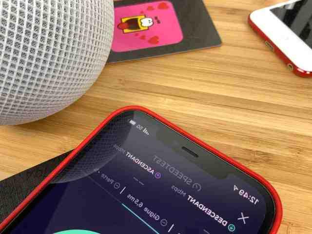 Comment activer la 5G sur iPhone 8 ?