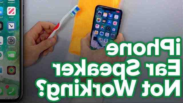 Comment activer le Haut-parleur sur iPhone ?