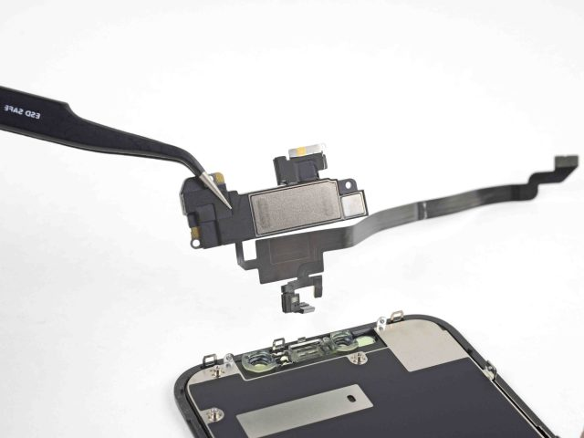 Comment activer le Haut-parleur sur iPhone XR ?