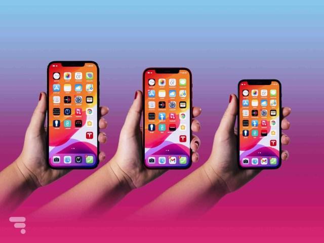 Comment afficher le pourcentage de batterie sur l'iPhone 12 mini ?