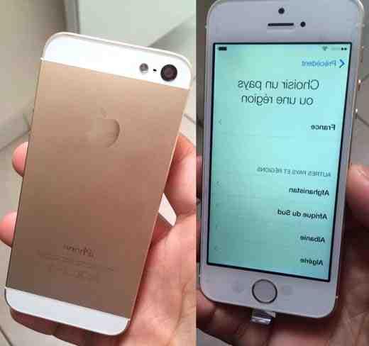 Comment changer le code de verrouillage iPhone 5 ?