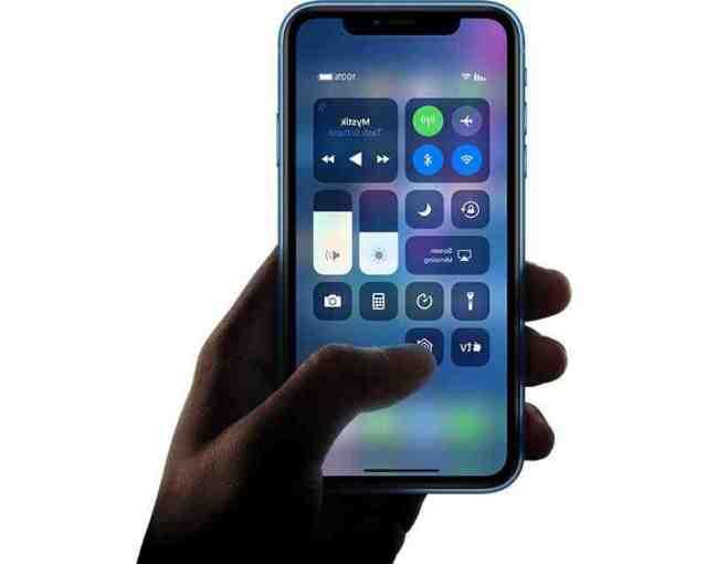 Comment dezoomer sur iPhone XR ?