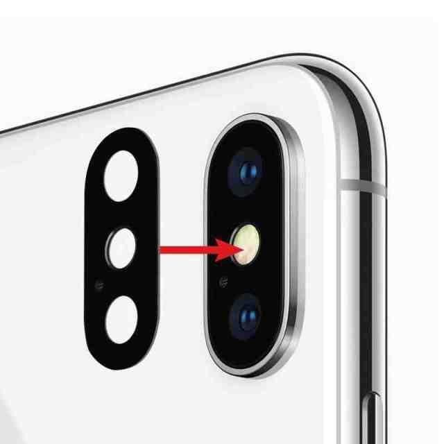 Comment enlever la vitre arrière iPhone 8 ?