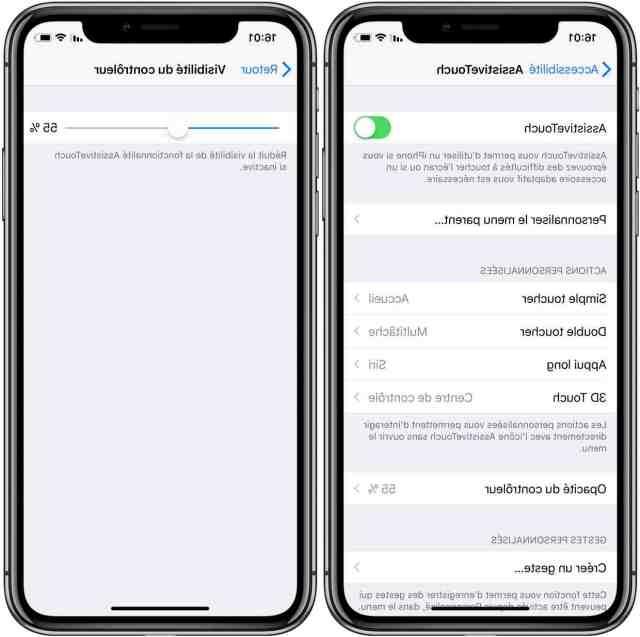 Comment éteindre un iPhone 5 sans le bouton Power ?