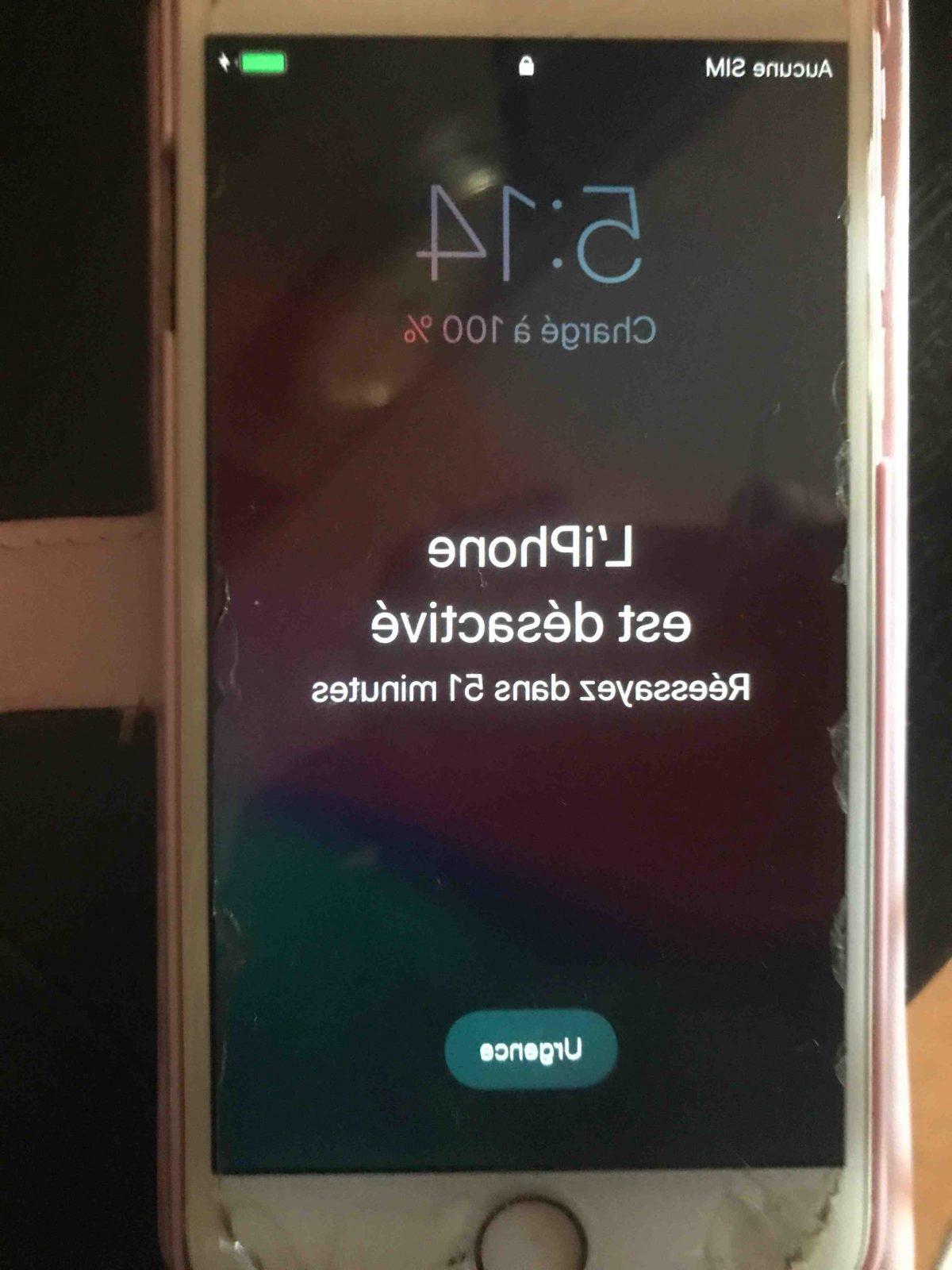 Comment faire pour activer un iPhone 5s ?