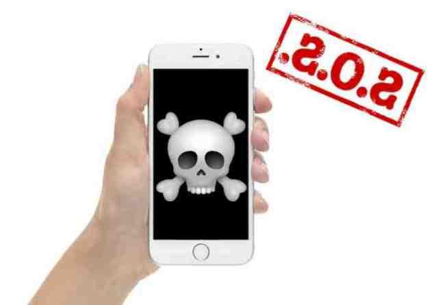 Comment faire si mon iPhone ne s'allume plus ?