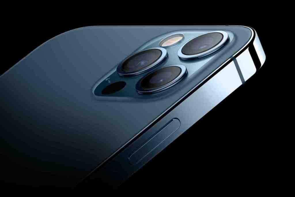 Comment fonctionne la caméra max de l'iPhone 12 pro