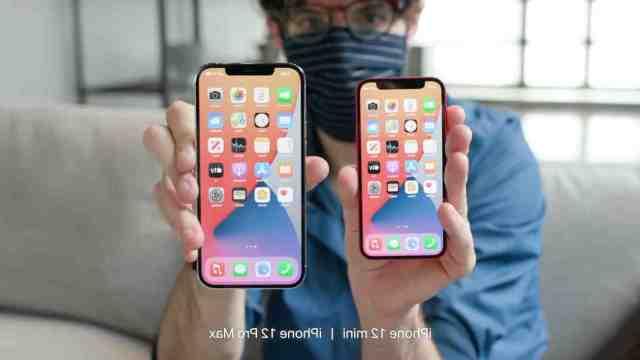 Comment fonctionne un iPhone 12 Pro Max ?